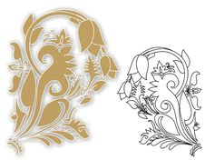 Free Ornamental Motif Stock Photo - 5863260