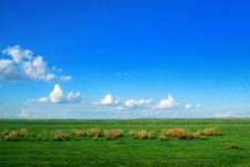Free Hulunbuir Prairie Royalty Free Stock Images - 5863479