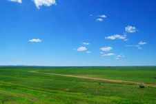 Free Hulunbuir Prairie Stock Photos - 5863493