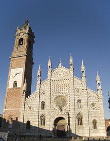 Free Duomo Of Monza Stock Photos - 5864113