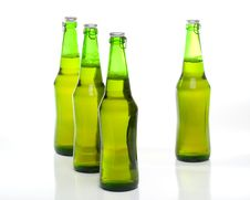 Free Beer In A Bottle Stock Photos - 5864153