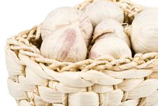 Free Fresh Garlic Royalty Free Stock Images - 5864299