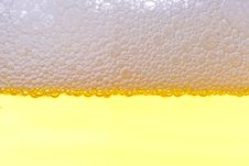 Free Background From Fresh Foamy Beer. Stock Image - 5864311