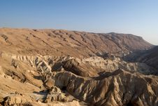 Free Judea Desert Stock Image - 5864431