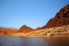 Free Lake Mead Royalty Free Stock Image - 5865336