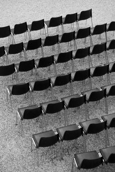 Free Empty Seats Royalty Free Stock Photo - 5867085
