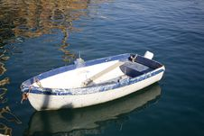 Free Little Boat Stock Photography - 5868332