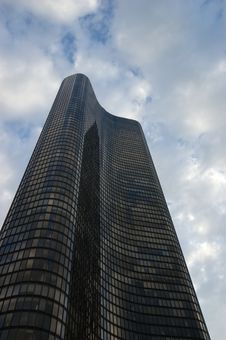 Free Residential Tower Royalty Free Stock Images - 5868519