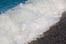 Free Sea Waves Stock Image - 5868971