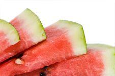 Free Watermelon Slices Stock Photos - 5869013