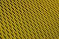 Free Yellow Metal Grid Royalty Free Stock Photo - 5871395