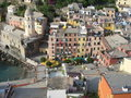 Free Vernazza View Royalty Free Stock Image - 5873446