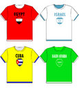 Free Graphic T Shirts With National Stock Image - 5875581