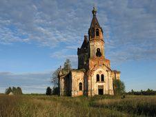 Free Abandoned Church Stock Image - 5870081