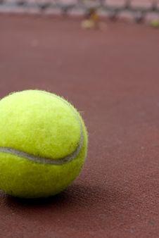 Tennis Ball Royalty Free Stock Image
