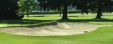 Free Sand Trap Green Golf Golfing Course Stock Photo - 5871110