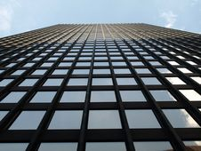 Free Skyscrapers Windows Stock Image - 5871501
