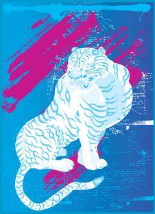 Free Tiger Royalty Free Stock Image - 5871926