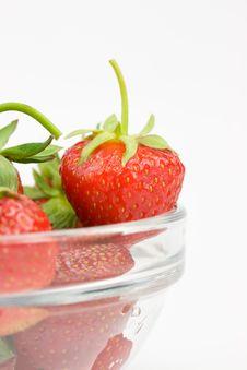 Free Fresh Strawberry Royalty Free Stock Image - 5873776