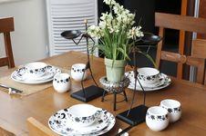 Free Tea Set Stock Photos - 5874293