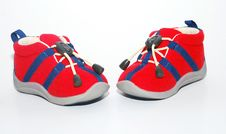 Free Kid Shoes Stock Photo - 5874580