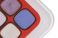 Makeup Kit Detail Royalty Free Stock Photo