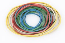 Free Rubber Bands Stock Image - 5875031