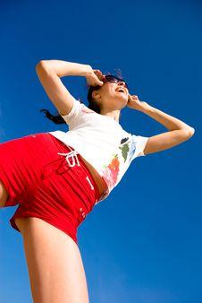 Free Summer Fun Royalty Free Stock Image - 5876546