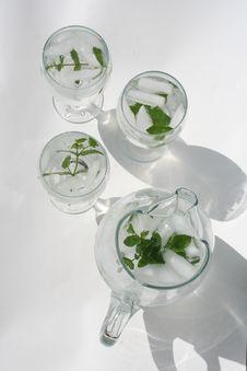 Free Refreshments Stock Image - 5876911