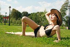 Free Girl In Bikini Stock Images - 5877384