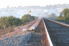 Train Tracks In San Diego