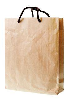 Free Shopping Bag Royalty Free Stock Photos - 5878528