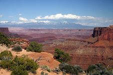 Canyon Lands Stock Images