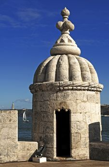 Free Portugal, Lisbon: Belem Tower Stock Photo - 5879450