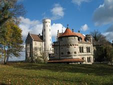 Free German Castle Stock Photo - 5879500