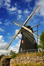 Free Traditional Windmill Royalty Free Stock Images - 5881479