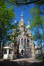 Free Russian Orthodox Church. Royalty Free Stock Photography - 5884677