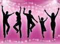 Free Young People Dancing Royalty Free Stock Photos - 5889448