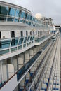 Free Cruise Ship Balconies Royalty Free Stock Photos - 5889558