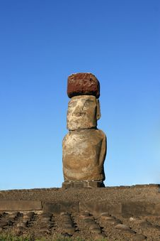 Free Moai Stock Photo - 5880450