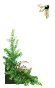 Free Christmas Tree Royalty Free Stock Photography - 5880587