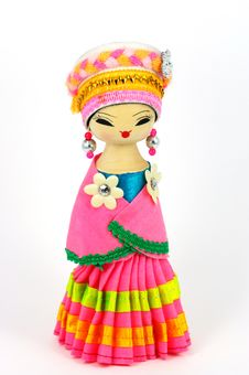 Free National Doll Royalty Free Stock Images - 5880629