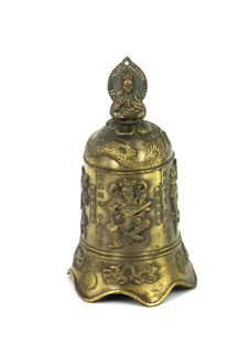 Free Chinese Bell Royalty Free Stock Images - 5880659
