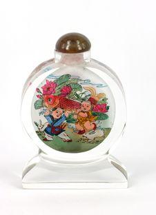 Free Snuff-bottle Stock Photo - 5880680