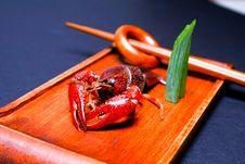 Free Asian Dish Royalty Free Stock Photography - 5881197