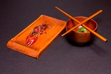 Free Asian Cuisine Royalty Free Stock Photography - 5881347