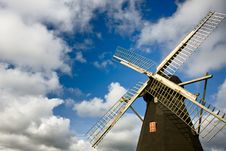 Free Traditional Windmill Stock Photo - 5881560
