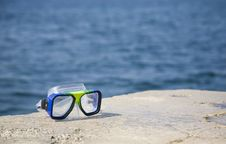Free Goggles Royalty Free Stock Images - 5881639