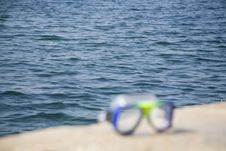 Free Goggles Stock Image - 5881651