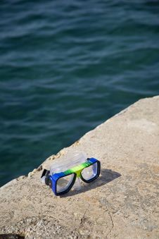 Free Goggles Stock Image - 5881661